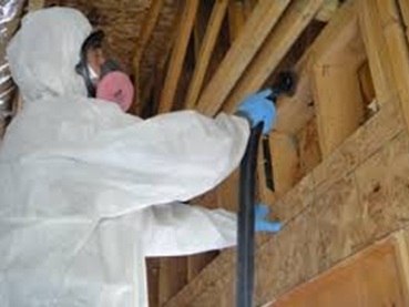 Montgomery County attic bathroom mold inspection and testing services being carried out in Franconia pa 18924